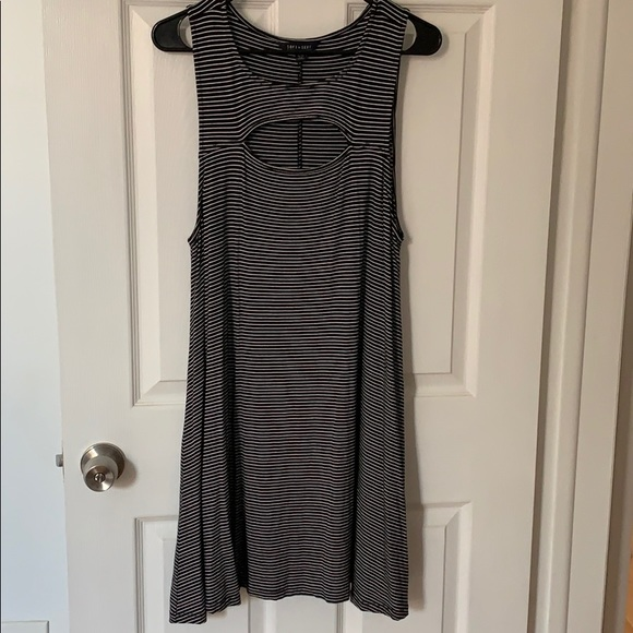 American Eagle Outfitters Dresses & Skirts - American Eagle black & white striped dress